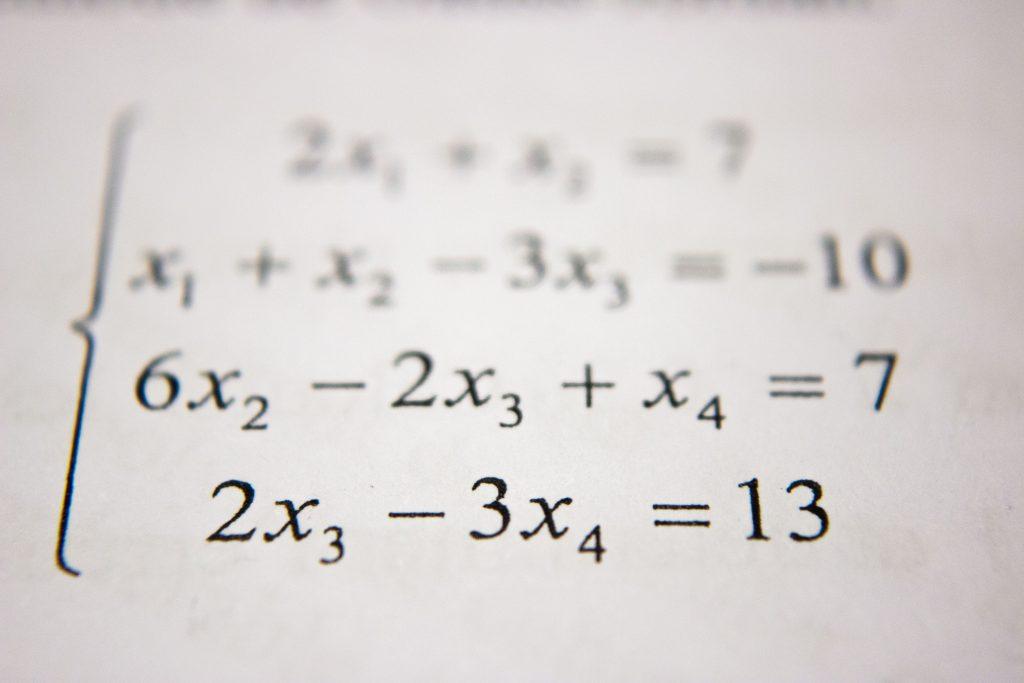 Math Course For Pilots